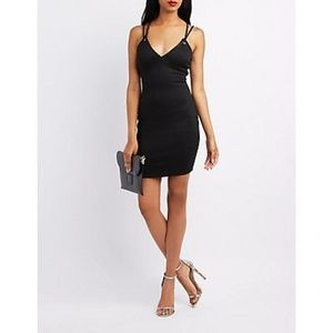 💝Charlotte Russe Multiway Ribbed Bodycon Dress